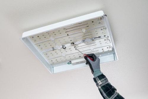 Geo Light Installing Service
